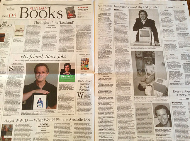 Santa Barbara News-Press Books